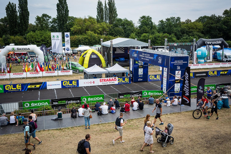 Mistrovství Evropy Horských kol 2019 Brno